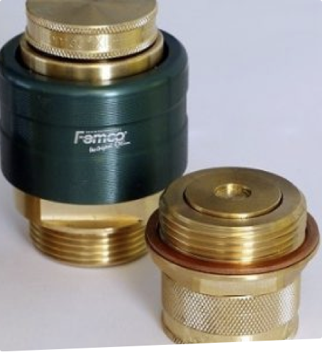 Quick drain oil plug | 600+ Thread sizes - Femco 35 years of
