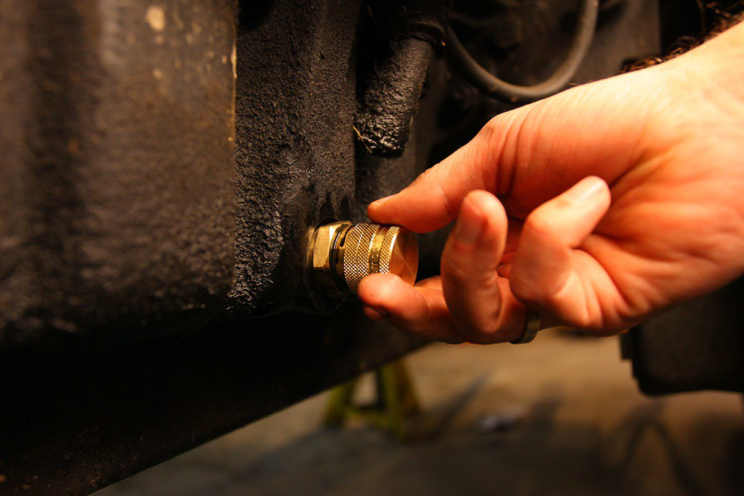 Femco oil drain plug