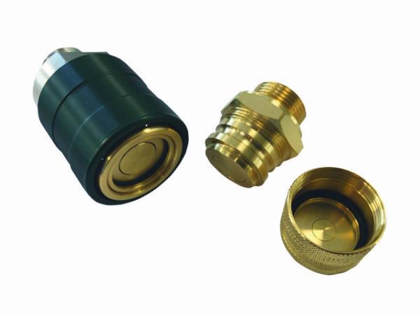 Non drip set femco oil plug