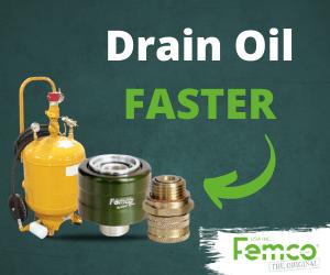 Drain oil Faster EVAC Unit quotation