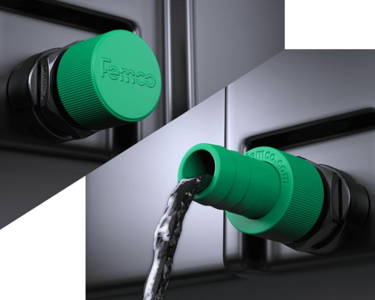 Ford oil plug