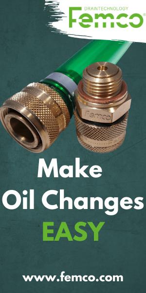 Femco Easy Oil Change